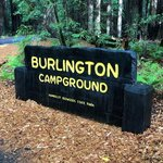 Burlington campground