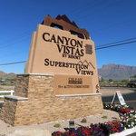 Canyon vistas rv resort