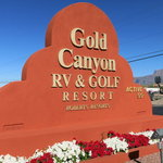 Gold canyon rv golf resort