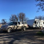 Oak flat campground