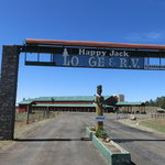 Happy jack lodge rv park