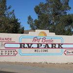 Fort beale rv park