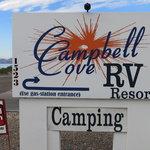 Campbell cove rv resort