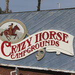 Crazy horse campgrounds