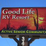 Good life rv resort
