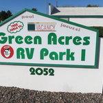 Green acres rv park mesa
