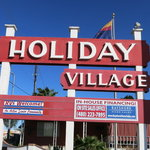Holiday village mobile home rv park