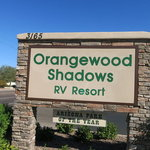 Orangewood shadows rv resort