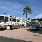 The resort rv park