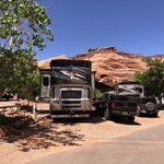 Gouldings lodge campground