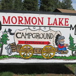 Mormon lake lodge rv park campground