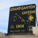 Grand canyon caverns rv park campground