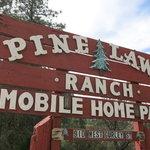 Pine lawn ranch mobile home rv park