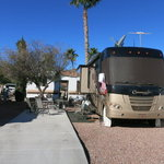 Queen valley rv resort