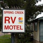 Spring creek rv resort motel