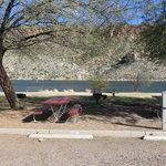 Canyon lake marina campground