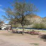 Canyon lake marina campground