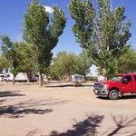Quality inn navajo nation rv park