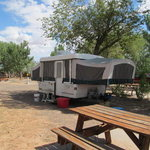 Quality inn navajo nation rv park