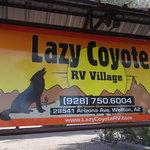 Lazy coyote rv village