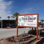 Tier drop rv park