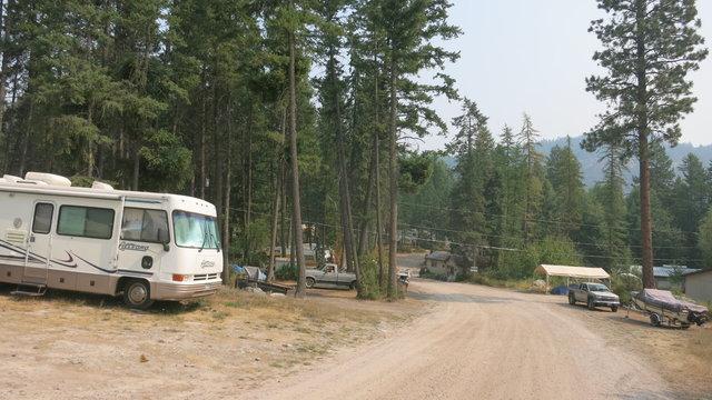 Outback montana rv park campground