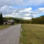Glacier meadow rv park