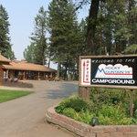 Rocky mountain hi campground