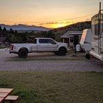 Rambling moose campground