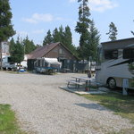 Hideaway rv park west yellowstone