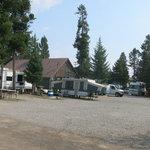Hideaway rv park west yellowstone
