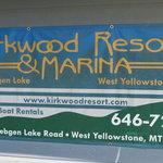 Kirkwood resort marina