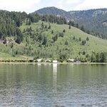 Yellowstone holiday rv campground marina