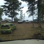 Sunset bay campground