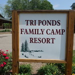 Tri ponds family camp resort