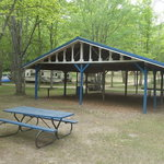 Crystal forest campground