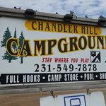Chandler hill campground