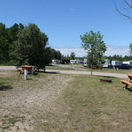 Bay mills resort casino rv campground