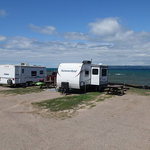 Bay mills riverview rv campground