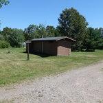 Minnow lake campground