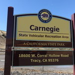 Carnegie state vehicle recreation area