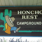 Honcho rest campground