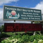 Thunder bay golf rv resort