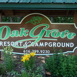 Oak grove campground resort
