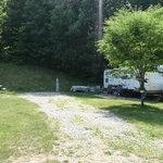 East lake camping
