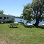 Miller lake campground