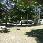 Chapel in the pines campground