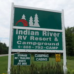Indian river rv resort campground