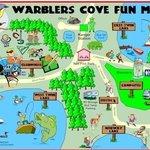 Warblers cove