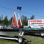 Tee pee campground mackinaw city mi